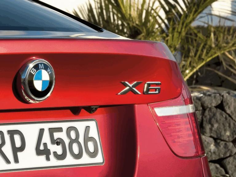 2007 BMW X6 Sports Activity Coupé 218469