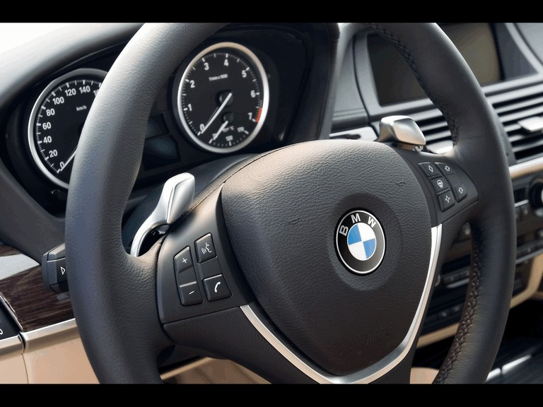 2007 BMW X6 Sports Activity Coupé 218477