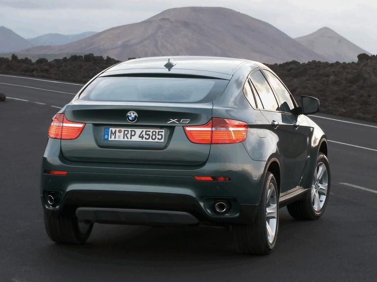 2007 BMW X6 Sports Activity Coupé 218488