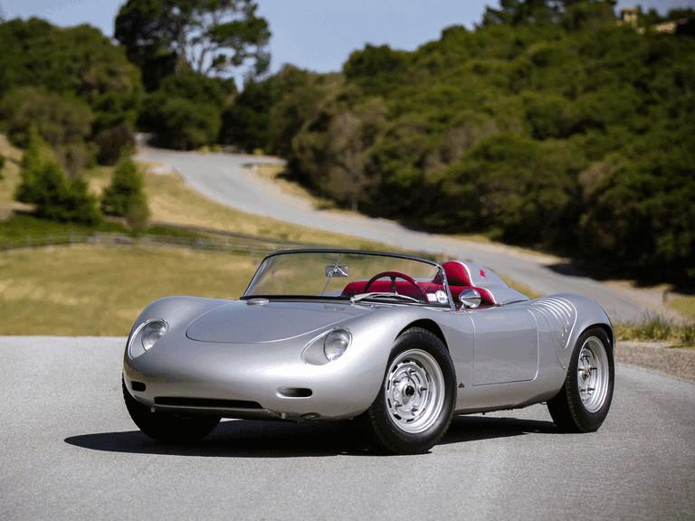 1960 Porsche 718 RS 60 spyder 384301