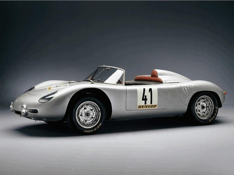 1960 Porsche 718 RS 60 spyder 384305