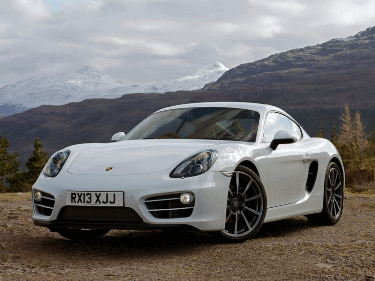2013 Porsche Cayman ( 981C ) - UK version 384367