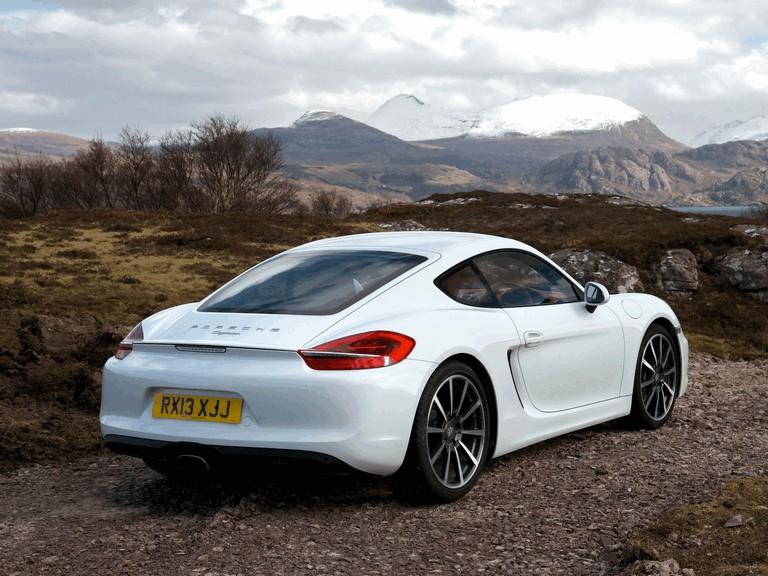 2013 Porsche Cayman ( 981C ) - UK version 384370