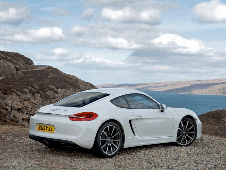 2013 Porsche Cayman ( 981C ) - UK version 384371