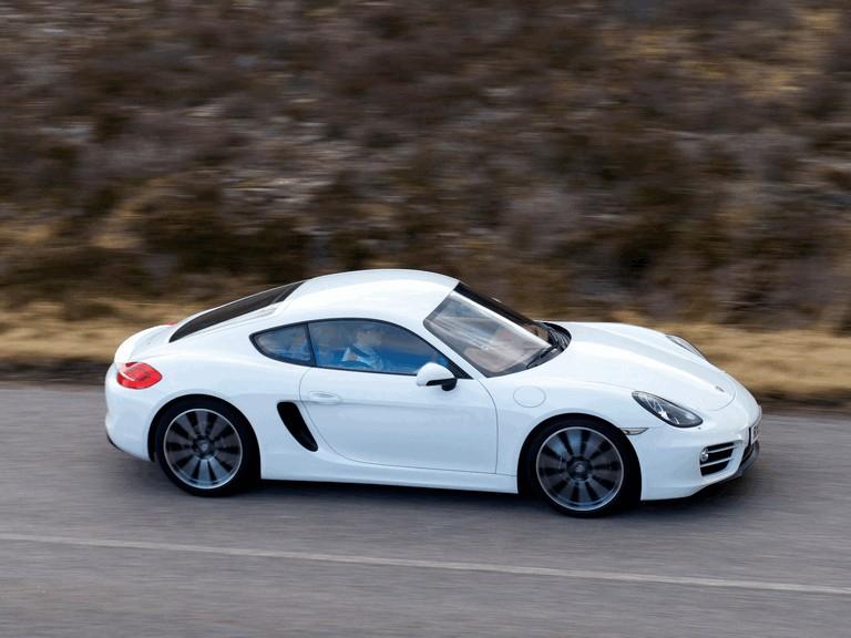 2013 Porsche Cayman ( 981C ) - UK version 384374