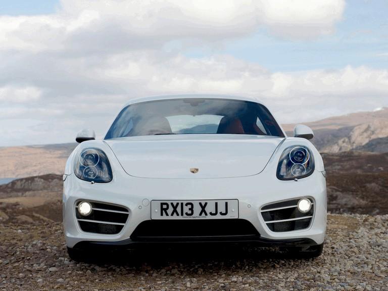 2013 Porsche Cayman ( 981C ) - UK version 384376