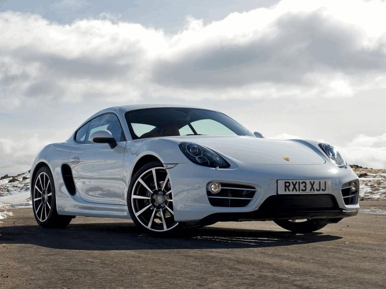 2013 Porsche Cayman ( 981C ) - UK version 384378