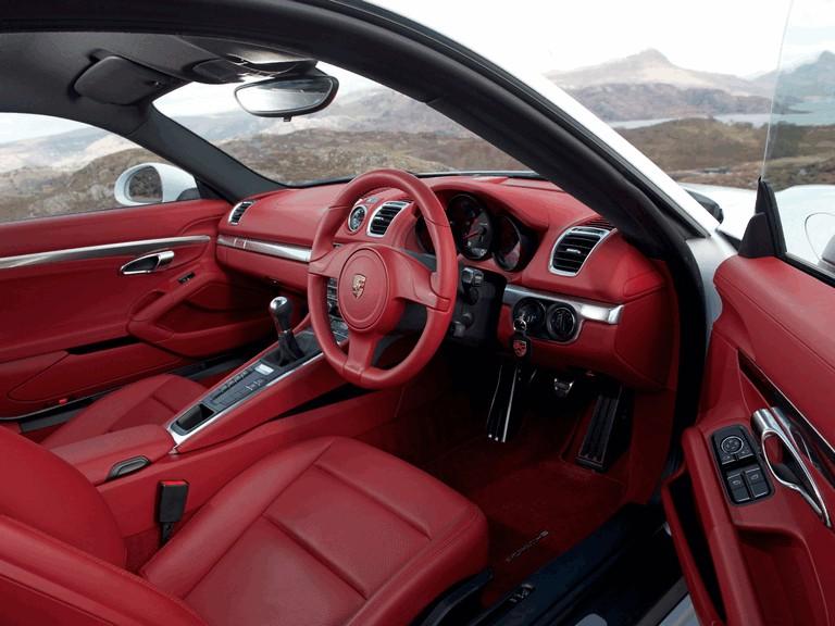 2013 Porsche Cayman ( 981C ) - UK version 384380