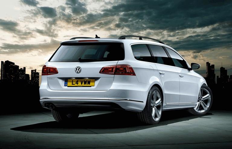 2013 Volkswagen Passat Estate R-Line - UK version 384400