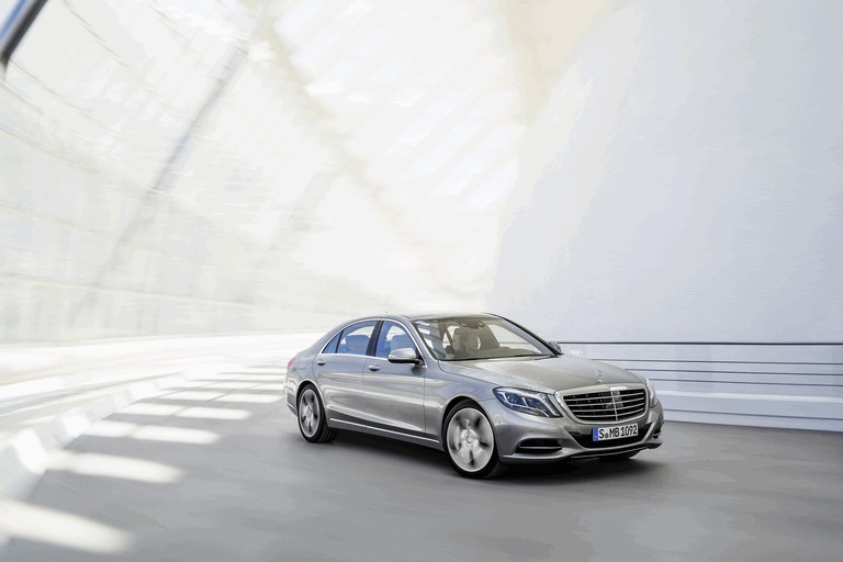 2013 Mercedes-Benz S 400 ( W222 ) Hybrid 384526