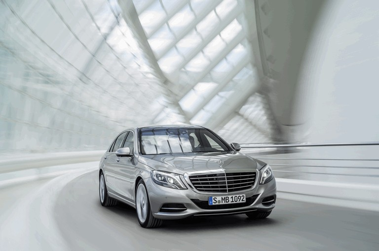 2013 Mercedes-Benz S 400 ( W222 ) Hybrid 384528