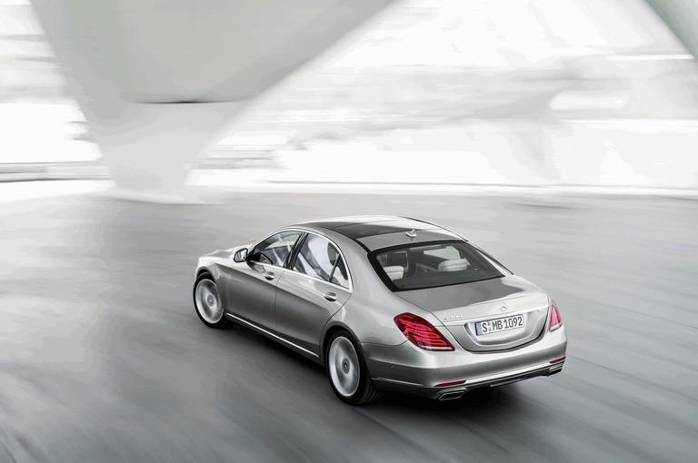 2013 Mercedes-Benz S 400 ( W222 ) Hybrid 384531