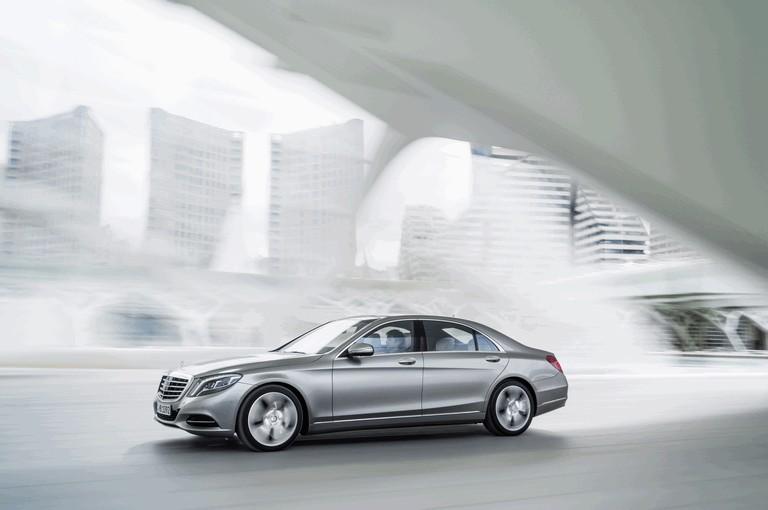 2013 Mercedes-Benz S 400 ( W222 ) Hybrid 384532