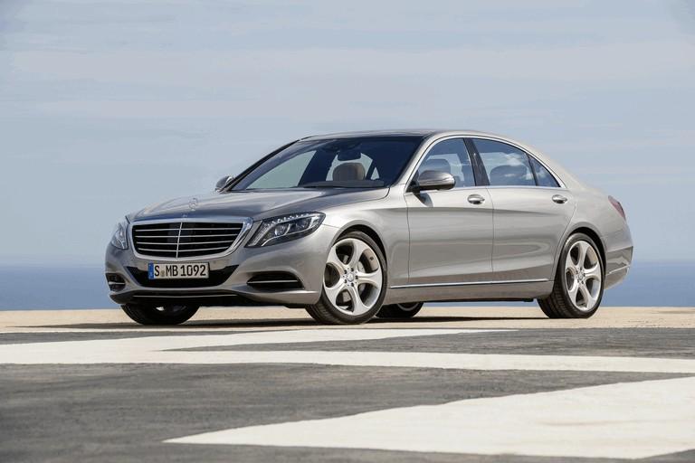2013 Mercedes-Benz S 400 ( W222 ) Hybrid 384535