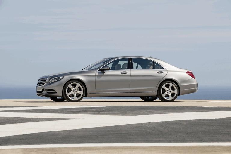 2013 Mercedes-Benz S 400 ( W222 ) Hybrid 384536
