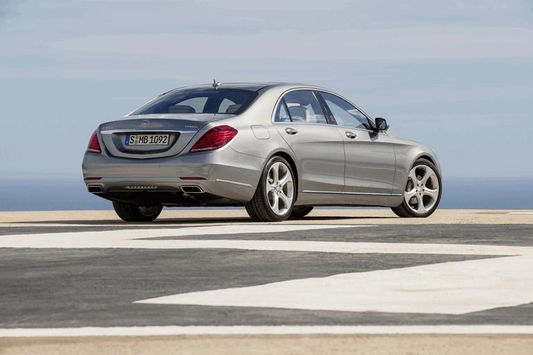 2013 Mercedes-Benz S 400 ( W222 ) Hybrid 384537