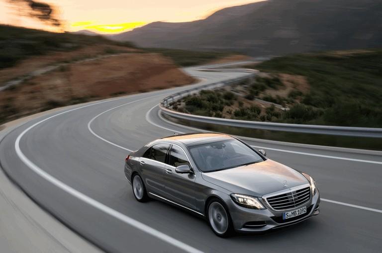 2013 Mercedes-Benz S 400 ( W222 ) Hybrid 384540