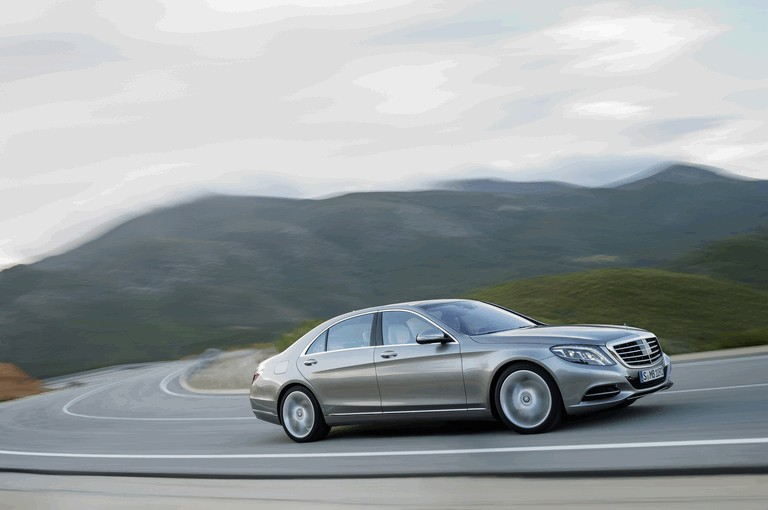 2013 Mercedes-Benz S 400 ( W222 ) Hybrid 384541
