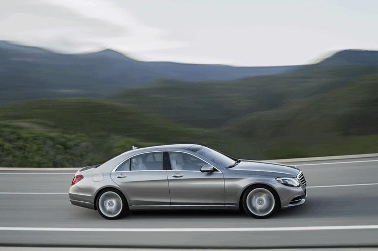 2013 Mercedes-Benz S 400 ( W222 ) Hybrid 384542