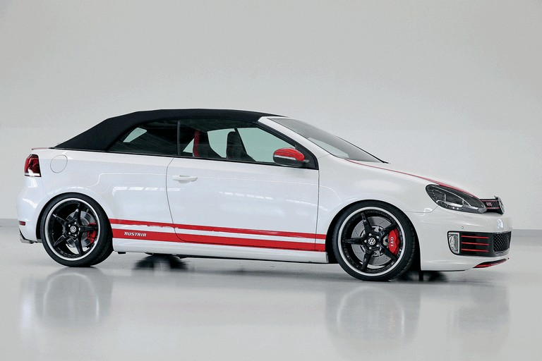 2013 Volkswagen Golf ( VI ) GTI Cabriolet Austria 384618