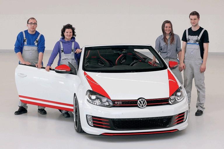 2013 Volkswagen Golf ( VI ) GTI Cabriolet Austria 384619