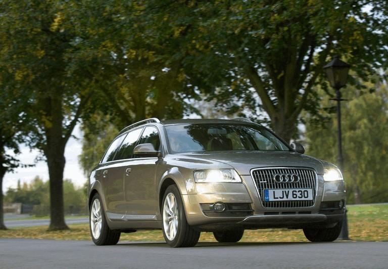 2009 Audi A6 allroad 2.7 TDI quattro - UK version 384899