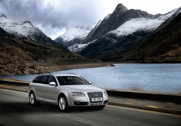 2009 Audi A6 allroad 2.7 TDI quattro - UK version 384904