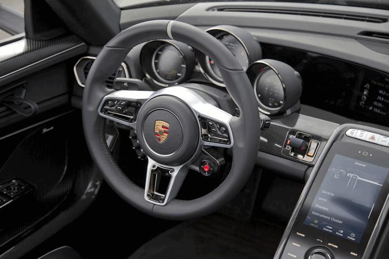 2013 Porsche 918 Spyder prototype 400574