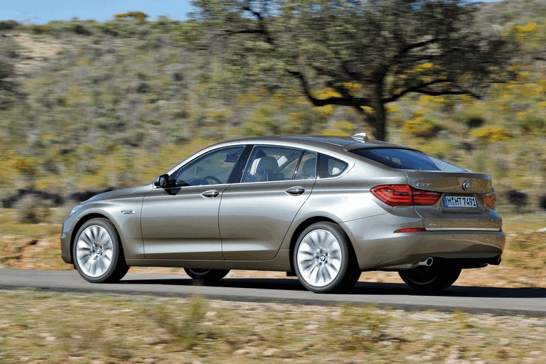 2013 BMW 5er ( F07 ) Gran Turismo 385754