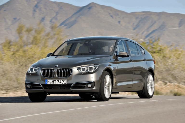 2013 BMW 5er ( F07 ) Gran Turismo 385761