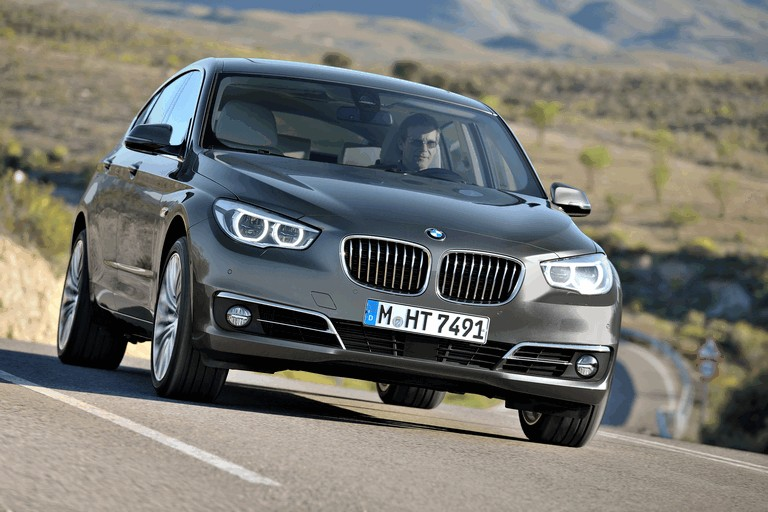 2013 BMW 5er ( F07 ) Gran Turismo 385763