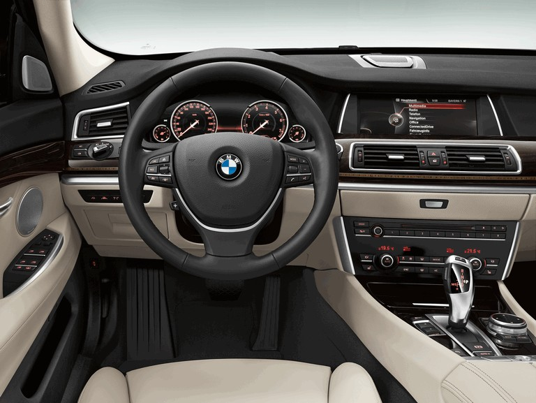 2013 BMW 5er ( F07 ) Gran Turismo 385787