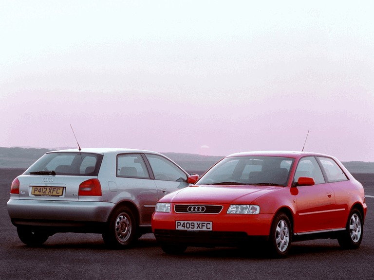 1996 Audi A3 - UK version #386489 - Best quality free high ...