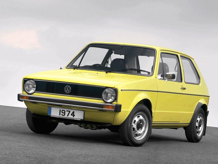 1974 Volkswagen Golf ( I ) 3-door 386301