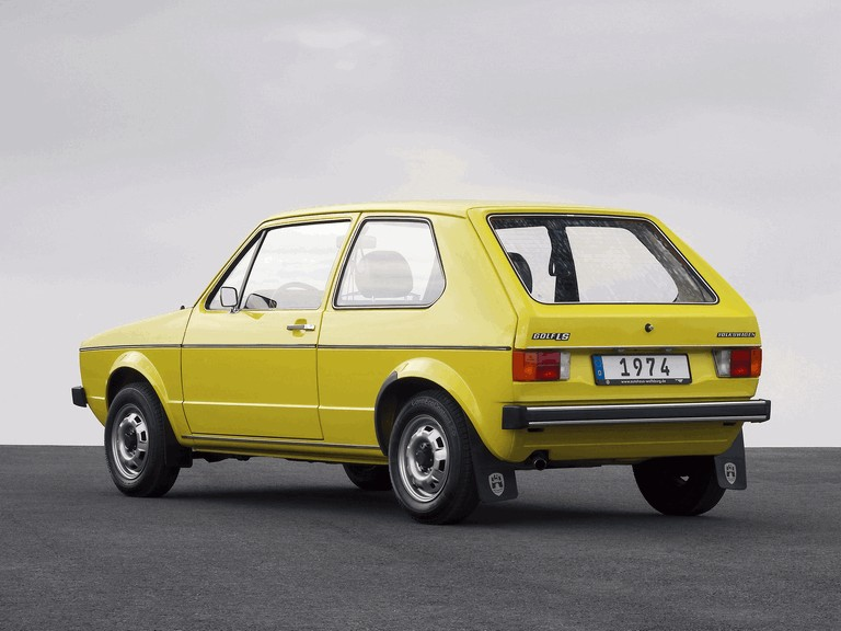 1974 Volkswagen Golf ( I ) 3-door 386303