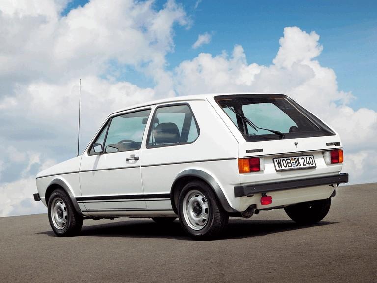 1976 Volkswagen Golf ( I ) GTI 3-door 386308