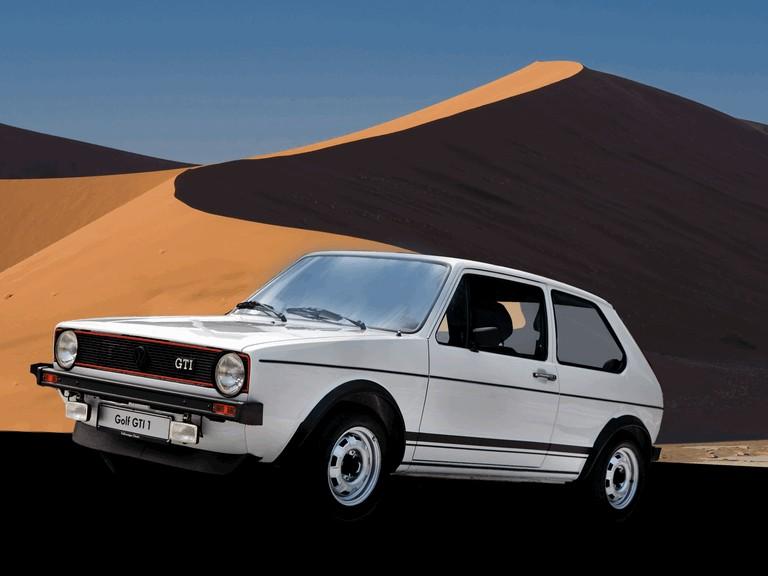 1976 Volkswagen Golf ( I ) GTI 3-door 386309