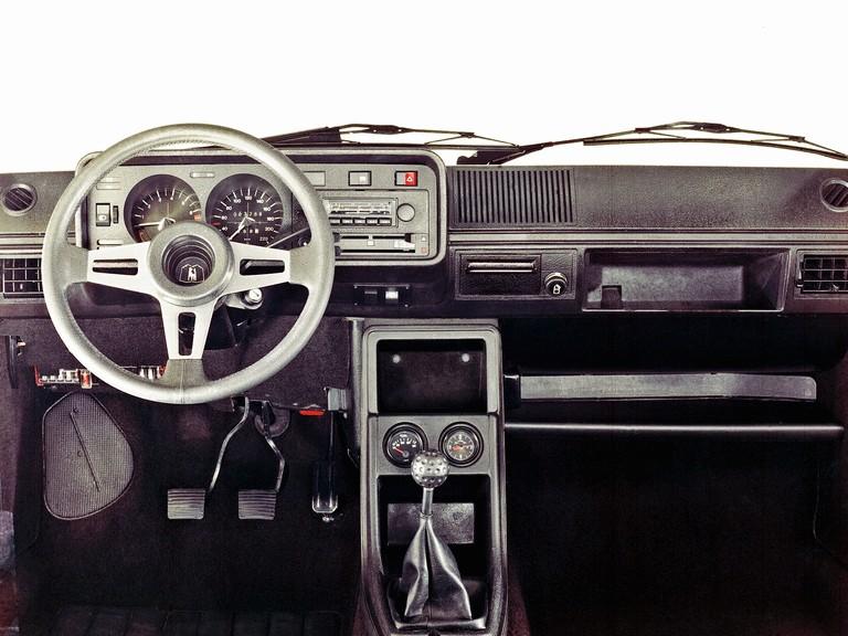 1976 Volkswagen Golf ( I ) GTI 3-door 386319