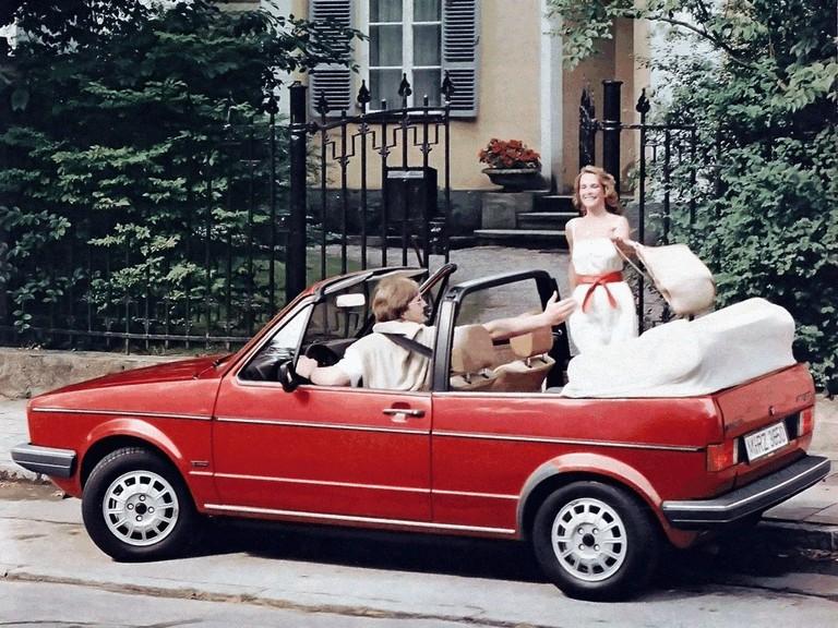 1979 Volkswagen Golf ( I ) cabriolet 386322