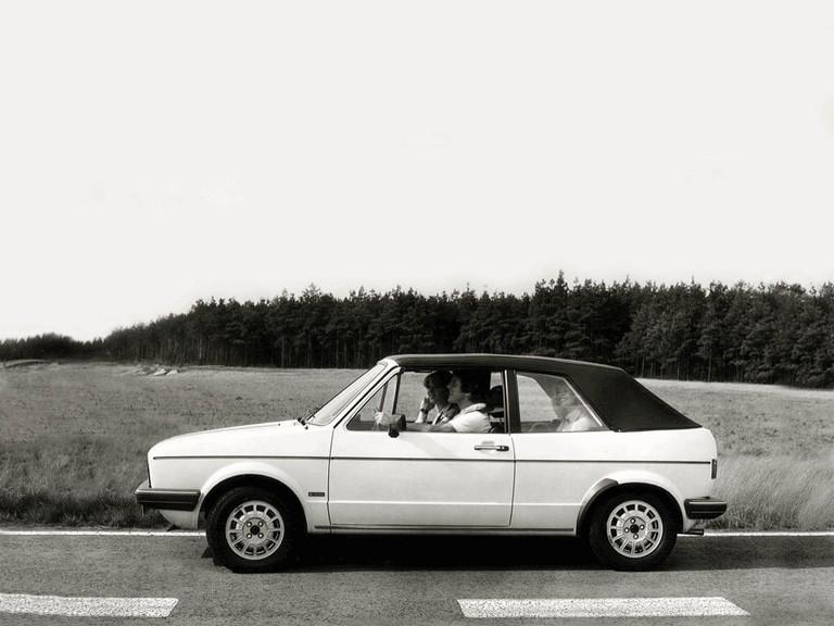 1979 Volkswagen Golf ( I ) cabriolet 386327