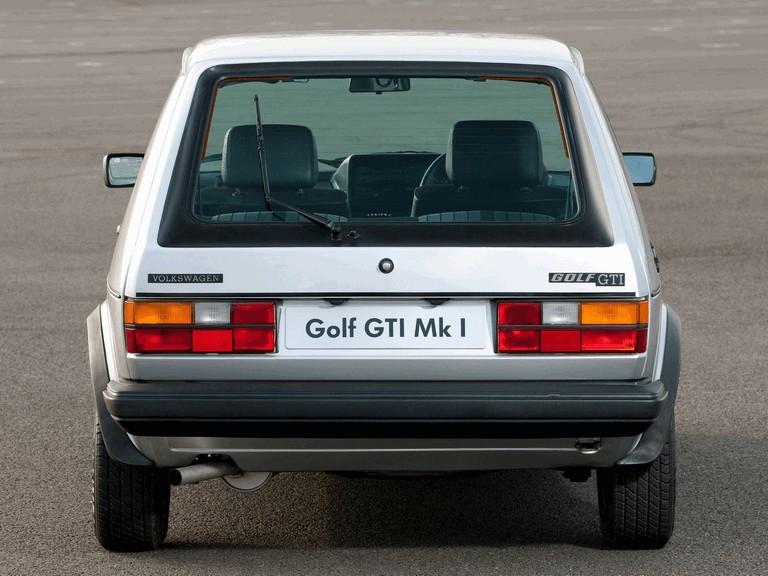 1983 Volkswagen Golf ( I ) GTI Pirelli 3-door - UK version 386333