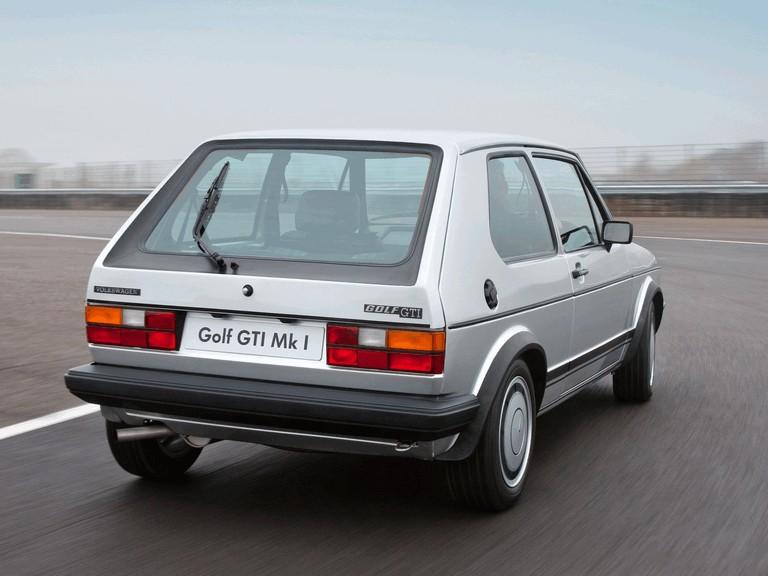 1983 Volkswagen Golf ( I ) GTI Pirelli 3-door - UK version 386337