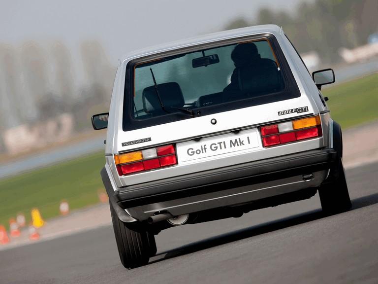 1983 Volkswagen Golf ( I ) GTI Pirelli 3-door - UK version 386341