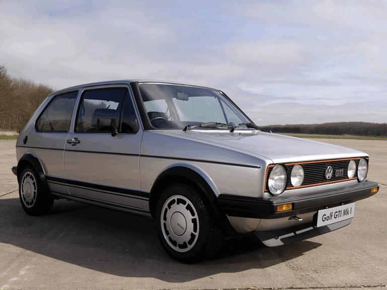 1983 Volkswagen Golf ( I ) GTI Pirelli 3-door - UK version 386344