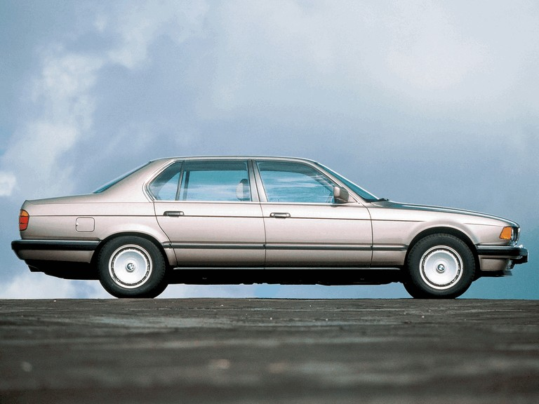 1987 BMW 750iL ( E32 ) 386358