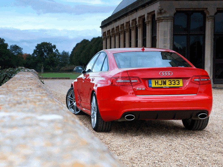 2008 Audi RS6 - UK version 386407