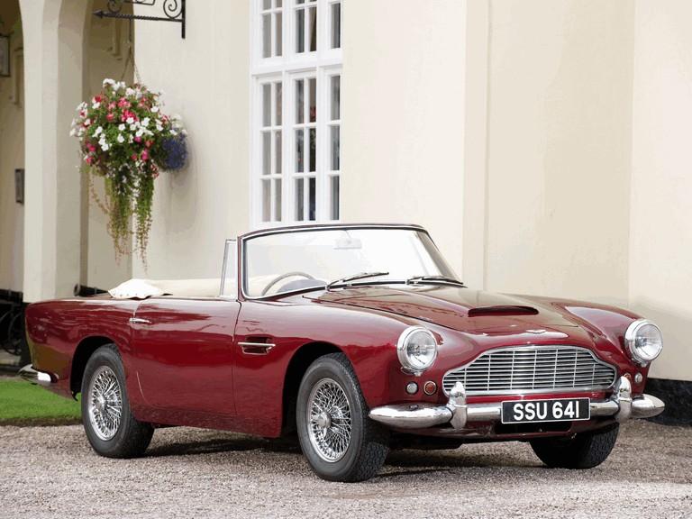 1962 Aston Martin Db4 Convertible Free High Resolution Car Images