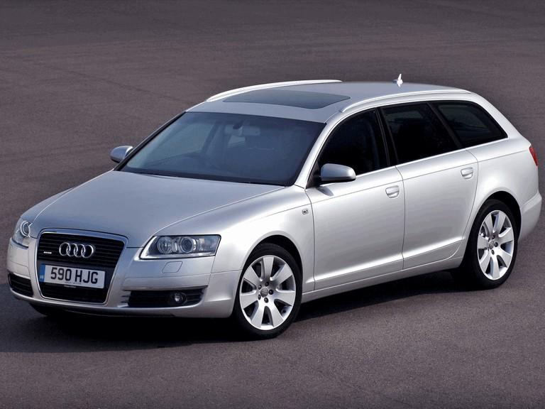 2005 Audi A6 Avant 4.2 Quattro - UK version 386706