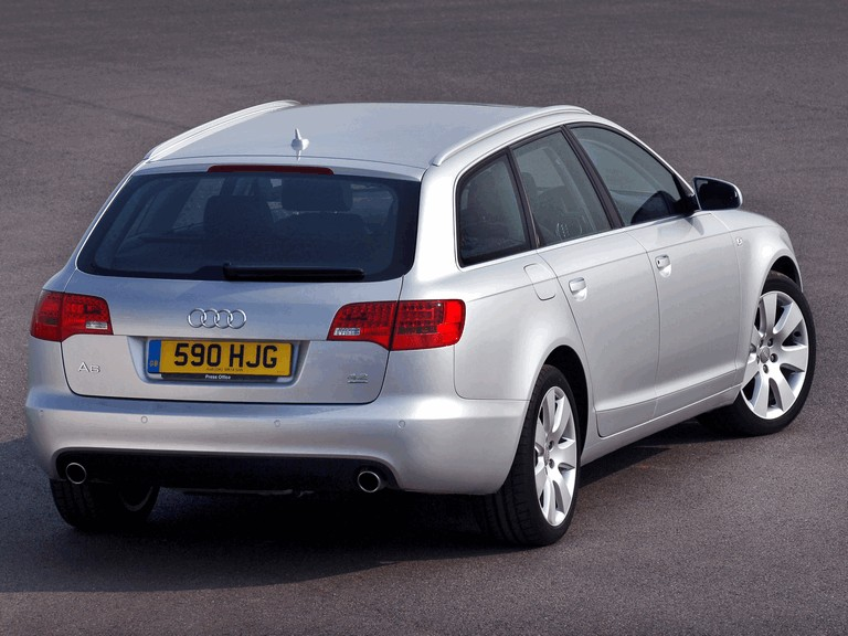 2005 Audi A6 Avant 4.2 Quattro - UK version 386708