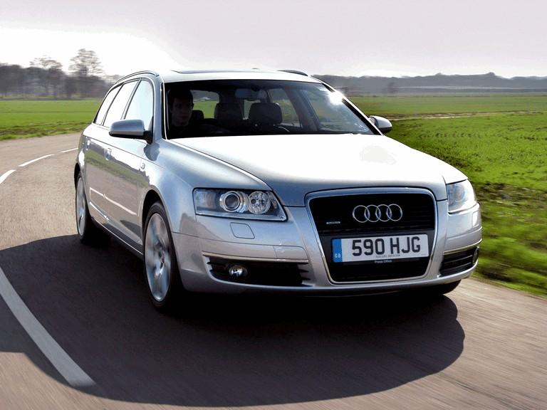 2005 Audi A6 Avant 4.2 Quattro - UK version 386709